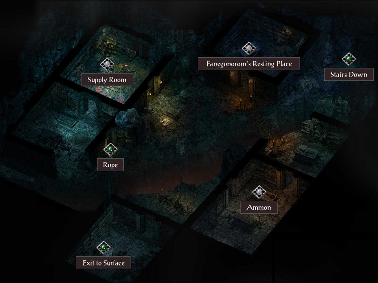 ogre cave temple elemental evil cheat
