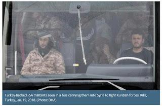 επέμβαση στη Συρία