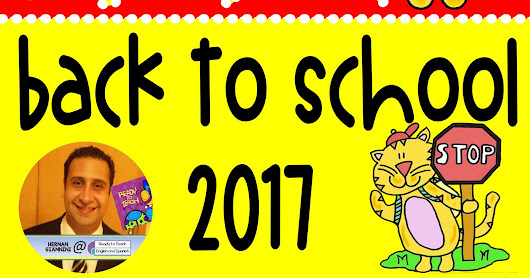 Back to School 2017 Linky Party