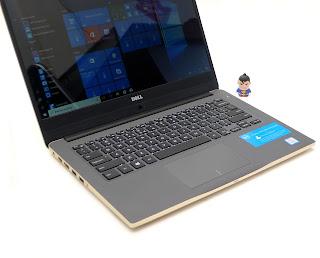 Laptop DELL 7460 Core i7-7500U Bekas