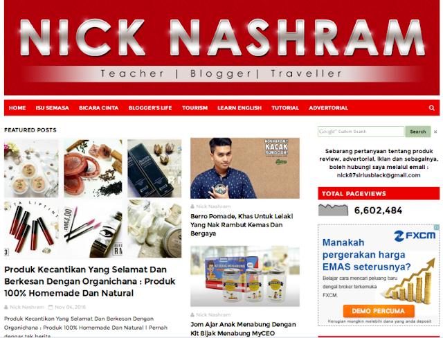 http://nicknashram.blogspot.my/