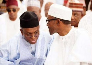 President Buhari and El-rufai