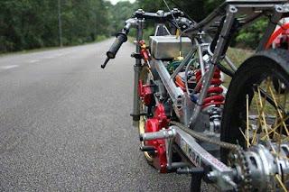 kumpulan gambar motor drag