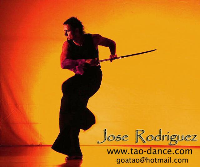 José Rodríguez - Profesor de Extredanza