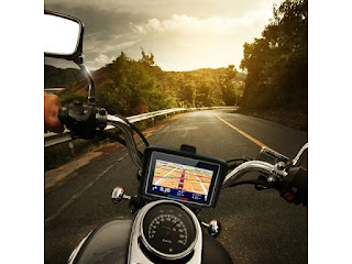 Motorcycle Car GPS