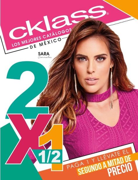 Catalogo Cklass 2x1 descubre las ofertas Noviembre 2018