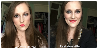 before and after veet precision beauty styler