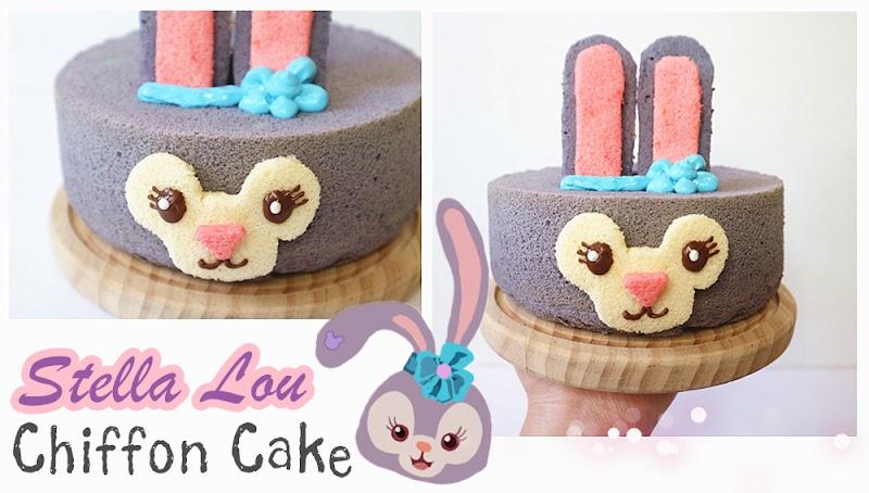 Stella Lou Chiffon Cake Stella Lou戚風蛋糕