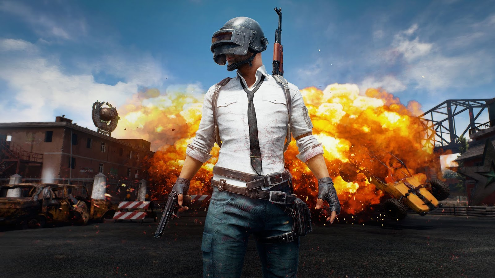 playerunknown's battlegrounds ( pubg ) - hd wallpapers || pubg