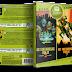 Capa DVD As Tartarugas Ninja 2 O Segredo De Ooze + As Tartarugas Ninja 3 (Oficial)