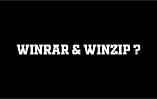Apa Itu WinRAR dan WinZip