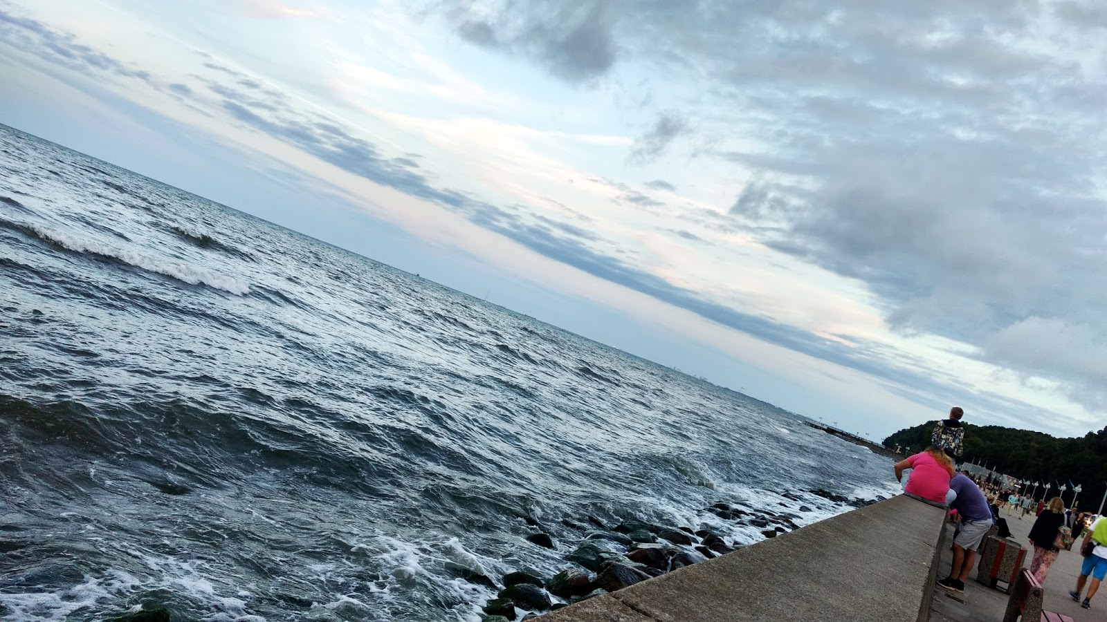 morze | hdr | fale | niebo
