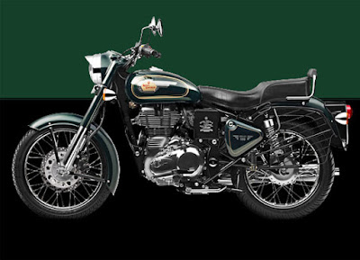 Royal Enfield Bullet 500 Side Hd Image