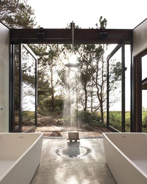 Ngắm nhìn 5 thiết kế phòng tắm với hướng nhìn đẹp tuyệt vời 2
