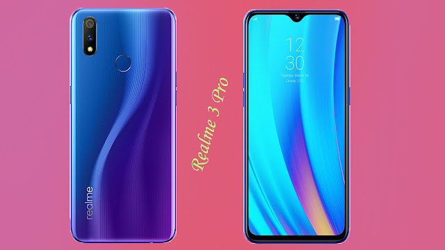 realme 3 pro price in India