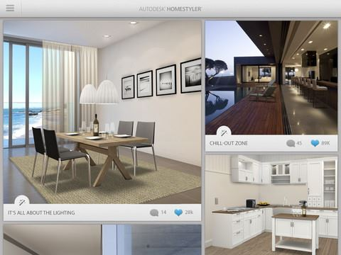 Pleasant Download Autodesk Homestyler Cg Daily News Largest Home Design Picture Inspirations Pitcheantrous