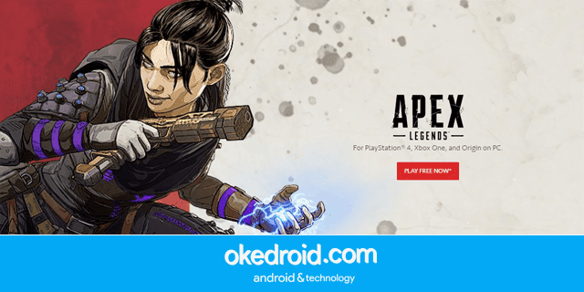 spesifikasi spek minimum pc komputer laptop Untuk Menjalankan ukuran Game Apex Legends