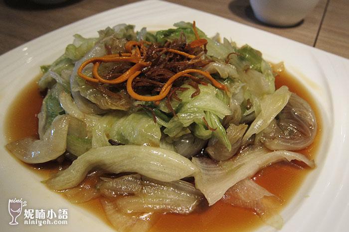【高雄美食】漢來蔬食。百貨南霸天跨界素食新潮流   妮喃小語