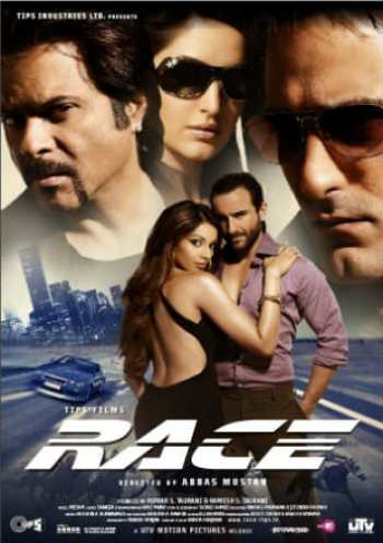 Race 2008 Hindi Movie 480p BRRip 450MB watch Online Download Full Movie 9xmovies word4ufree moviescounter bolly4u 300mb movie