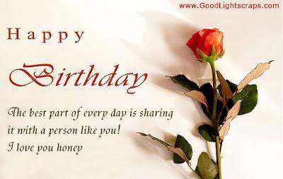 happy birthday wishes message to girlfriend
