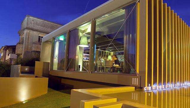 Restaurante Buhle no Porto (FECHOU)