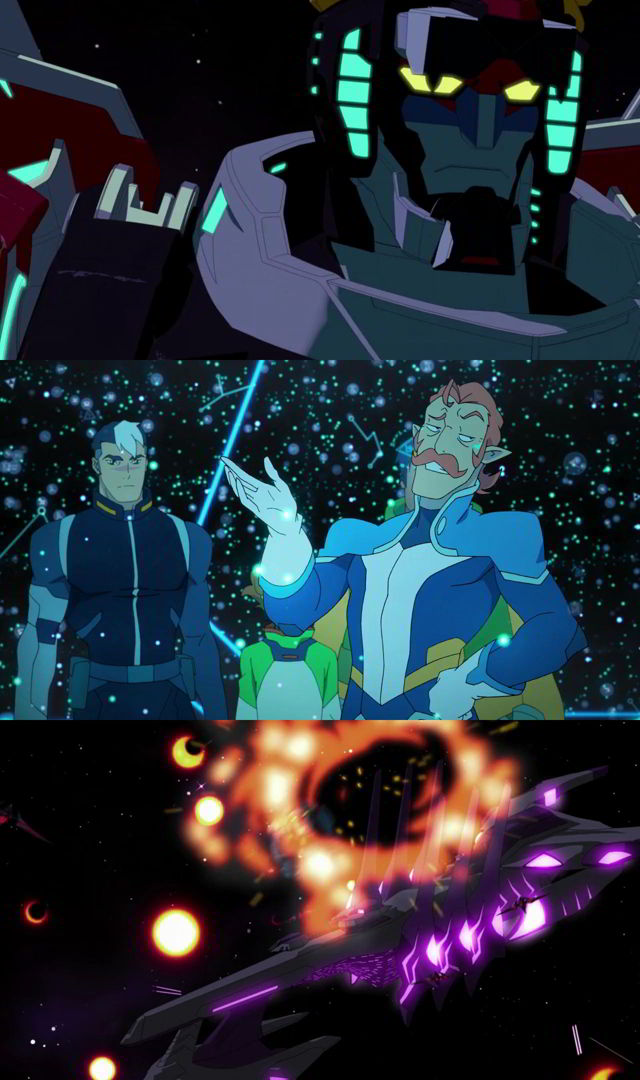 Voltron El Defensor Legendario Temporada 1 Completa HD 720p Latino Dual