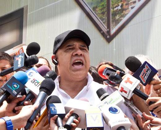 Mesa de la Unidad dice que diálogo está suspendido