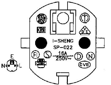관리안하는 블로그 ac power specification schuko cee7 cee 7 7 hybrid schuko french plug