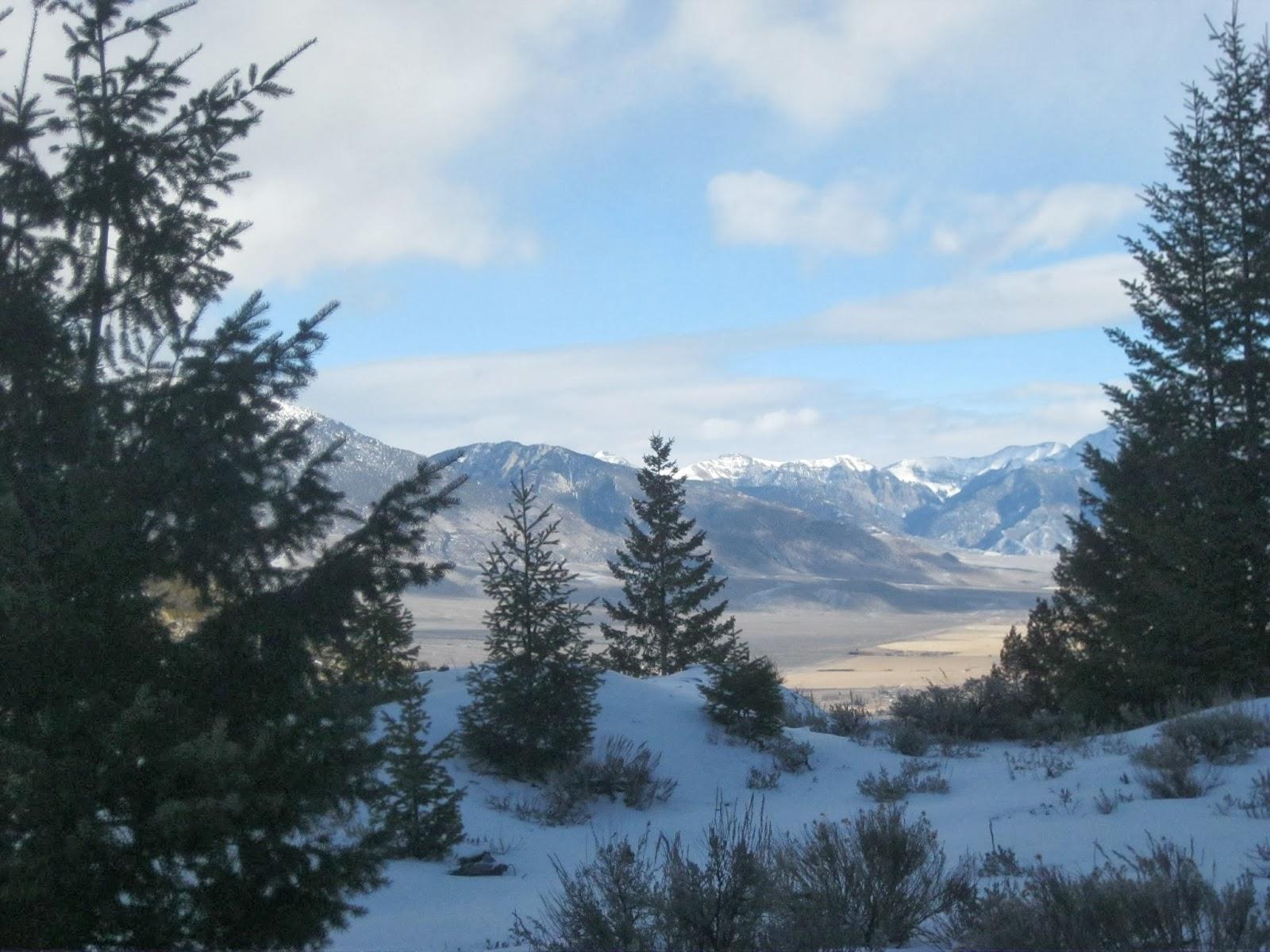 Wind Songs: White Knob Mining Site - Mackay ID