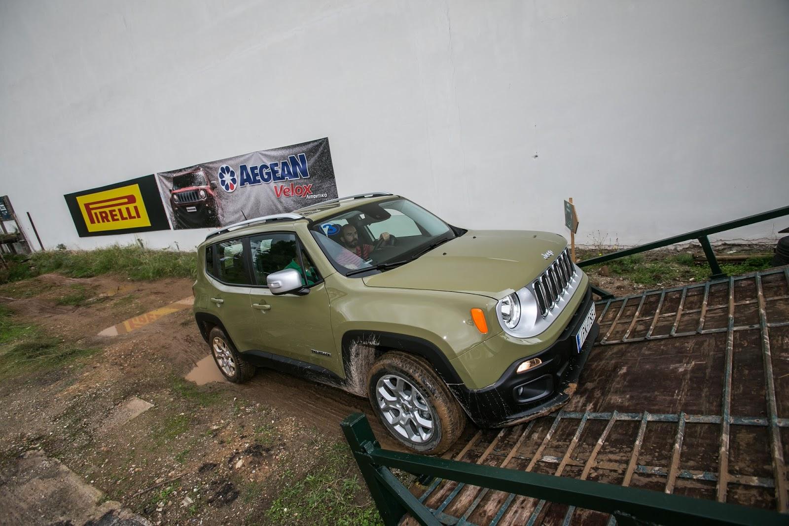 GK 0406 Πετάμε ένα Jeep Renegade σε λάσπες, πέτρες, άμμο, λίμνες. Θα τα καταφέρει; Jeep, Jeep Renegade, Renegade, SUV, TEST, zblog, ΔΟΚΙΜΕΣ