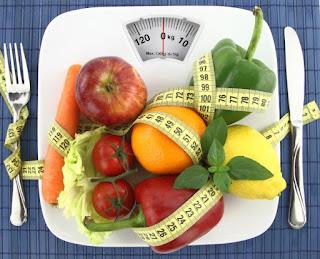 Planning a weight-loss diet menu
