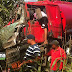 Uiraunense fica ferido em acidente no estado de Pernambuco