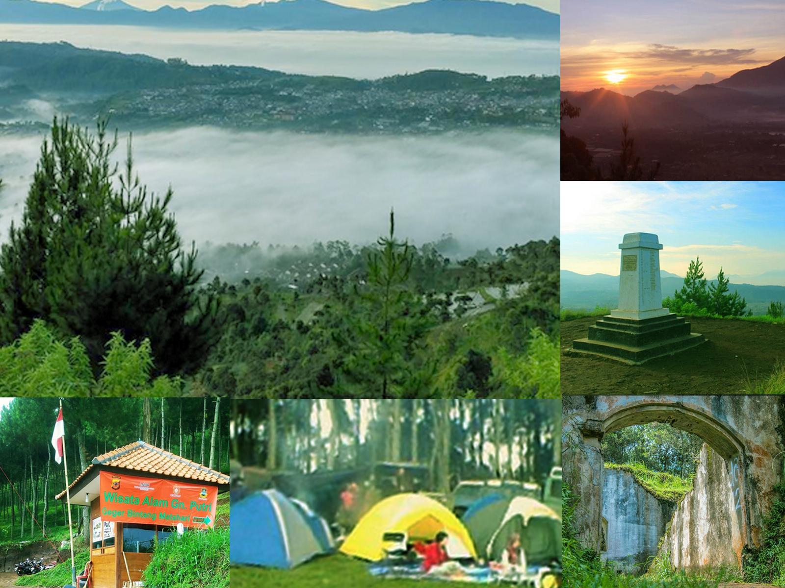 Wisata Alam Gunung Putri Lembang Yang Makin Ngehits