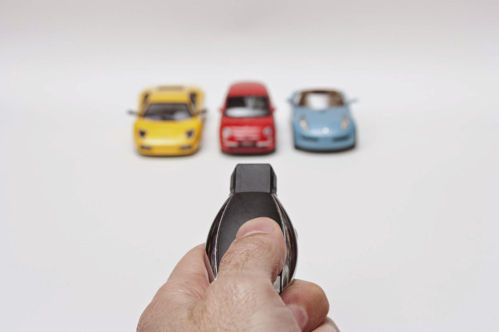 Fleet car key