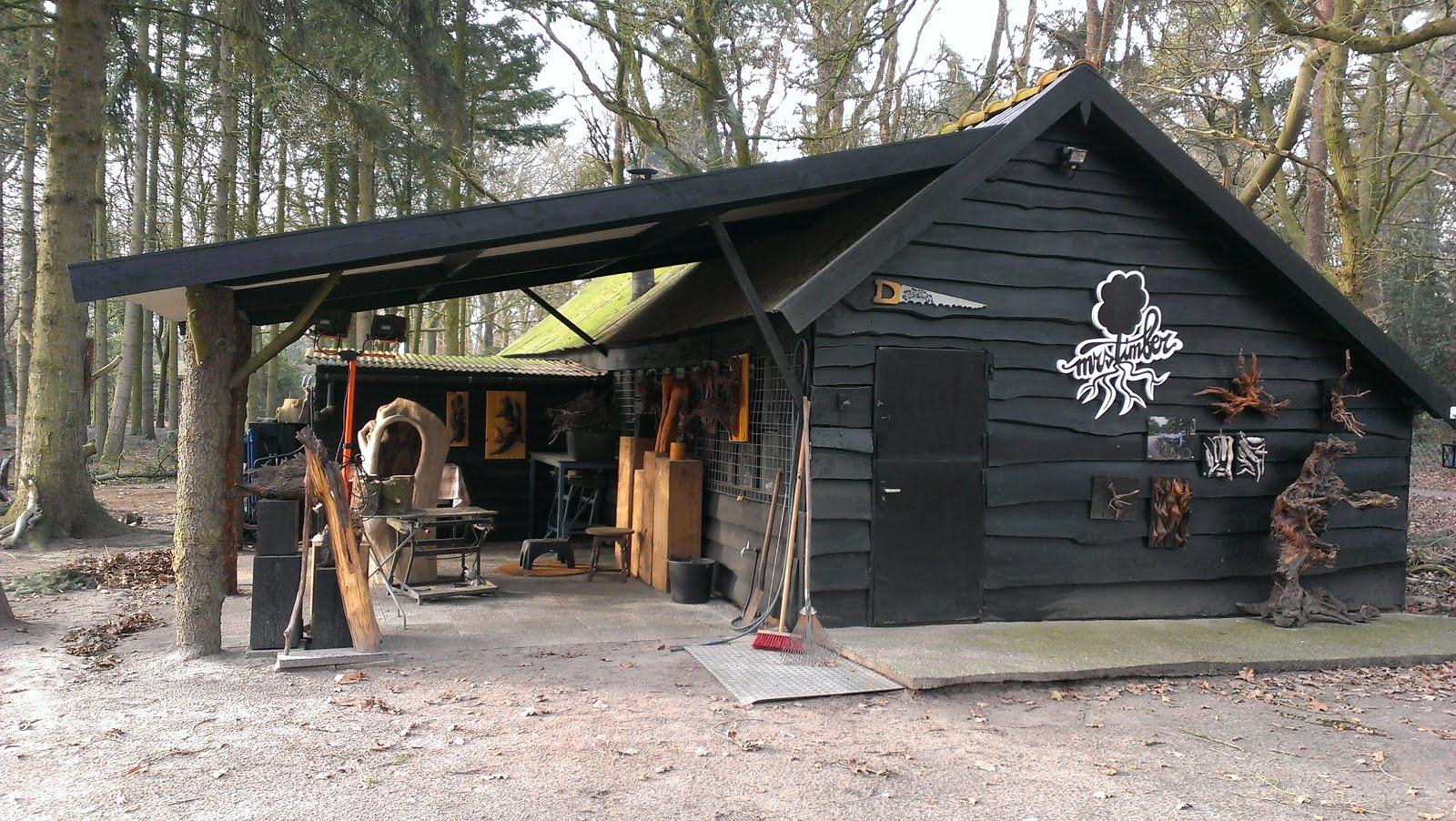 Atelier in Lunteren