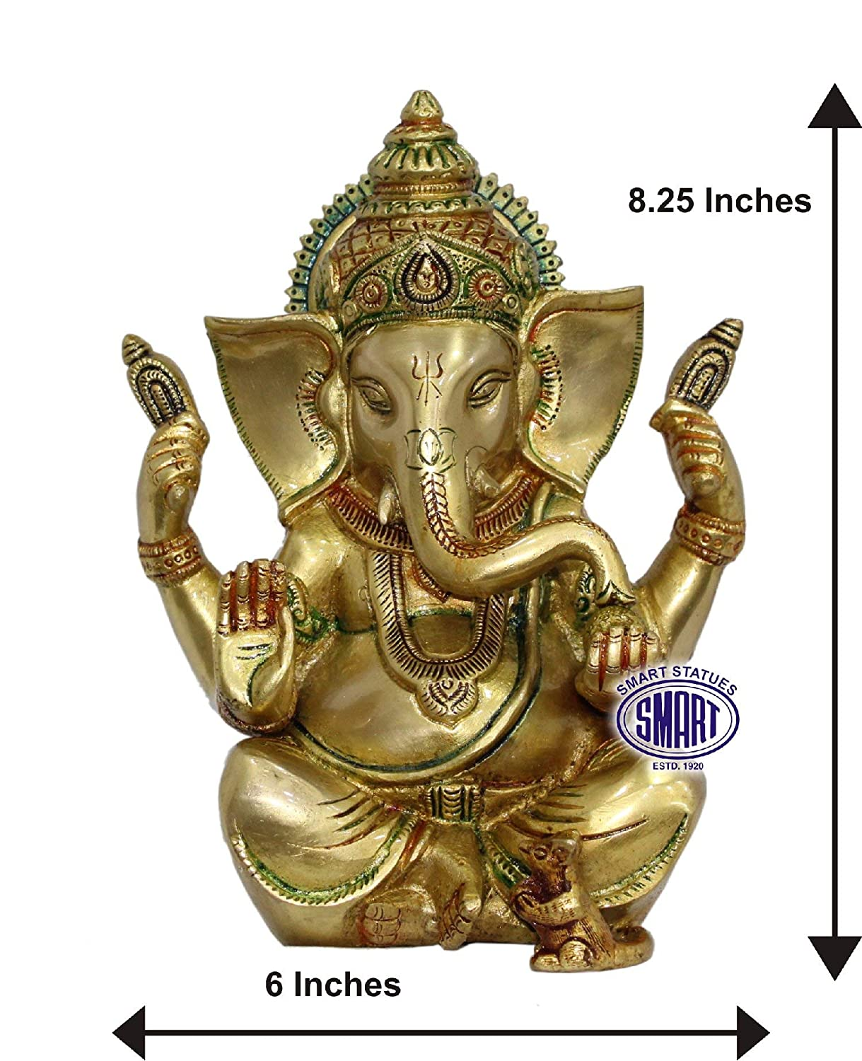 AUSPICIOUS GANESHA TO CHANGE YOUR LUCK