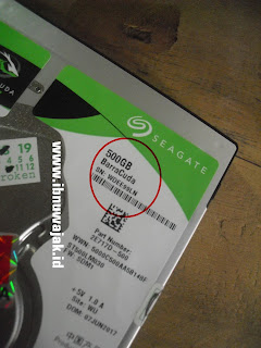 Serial Number Harddisk Seagate