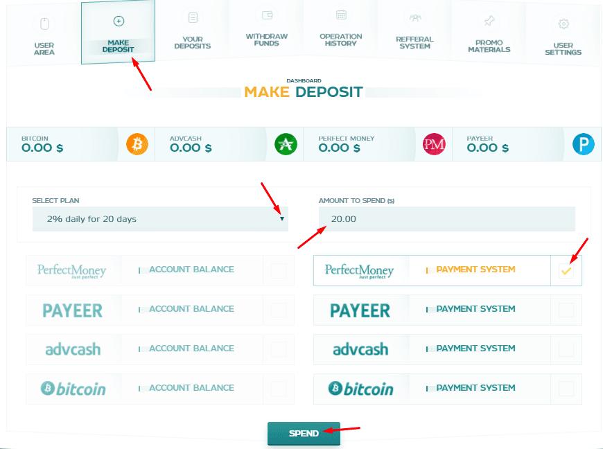 Регистрация в SmartBank 3