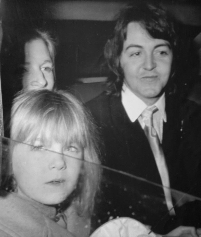It Was 49 Years Ago That Many Beatles Fans Hearts Were Broken Paul McCartney And Linda Eastman Married When They Got No One Sure What