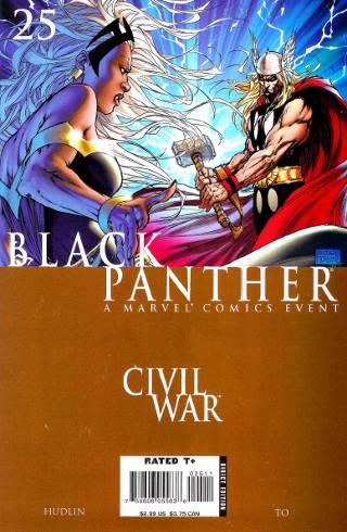 Civil War: Black Panther #25 PDF