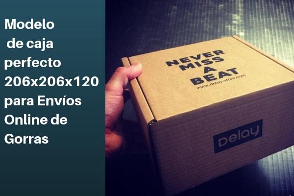 cajas personalizadas para gorras