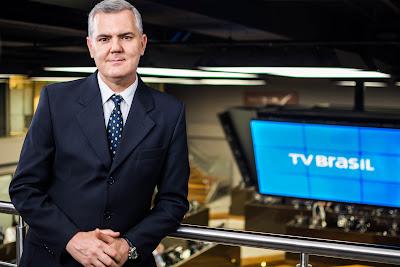 No ar a partir do dia 6 de março, o noticiário Cenário Econômico será transmitido direto da Bolsa de Valores de São Paulo - Divulgação/TV Brasil