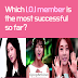 [POLL] Which I.O.I member is the most successful so far?