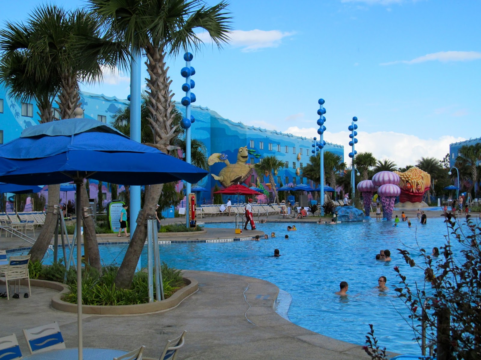 Nemo Area at Disney's Art of Animation Resort