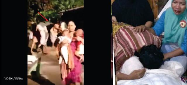 Video Ibu-Ibu Bertetangga Duel Sampai Tewas Ini Viral, Pemicunya Gara-Gara Pintu