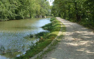 The C & O Canal and Towpath