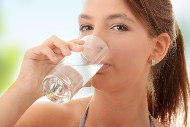 The importance of water and antiaging by barbies beauty bits
