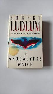 okładka książki Apocalypse watch
