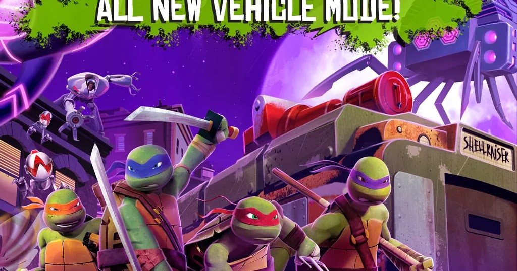 Parallax 3d Effect Wallpaper Pro Tmnt Rooftop Run V2 01 Mod Apk Data Unlimited Money