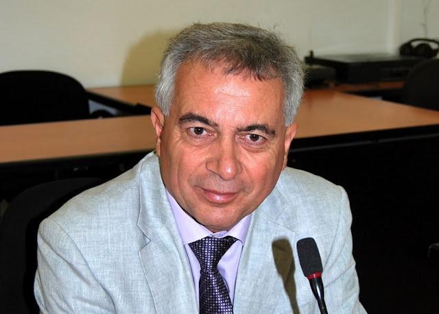 Υποψήφιος δήμαρχος Ευρώτα ο πρώην Αστυνομικός Διευθυντής Αργολίδας Γιώργος Μαρουδάς